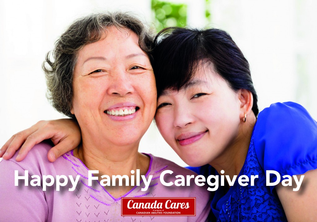 Family Caregiver Day 2018