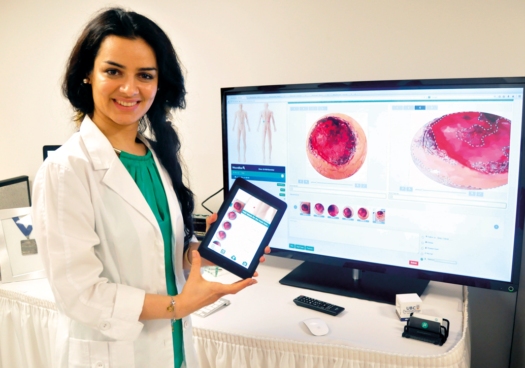 Intelligent dermatology improves outcomes