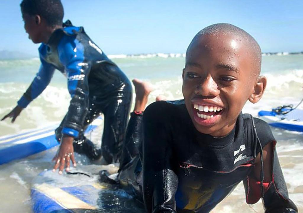 Making Waves with Surf Therapy